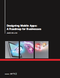 Designing Mobile Apps - A Roadmap for Businesses