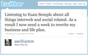 Euan Tweet