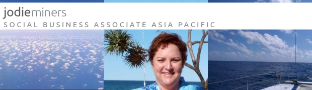 Jodie Miners Social Business Associate Asia Pacific