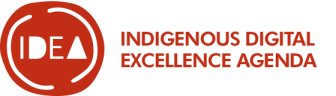 Indigenous Digital Excellence Agenda logo