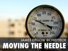 GovCampAu 2013 - Moving The Needle