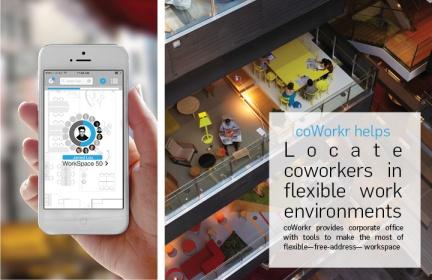 Coworkr app