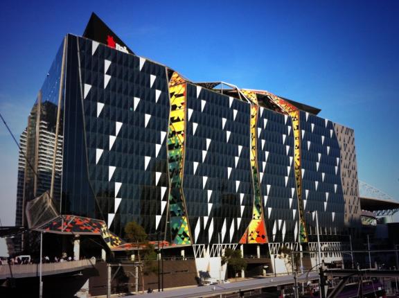NAB Docklands