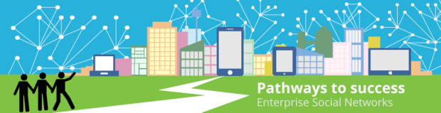 Pathways to Success: Enterprise Social Networks banner