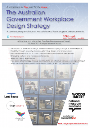 Australian Government Workplace Design Strategy