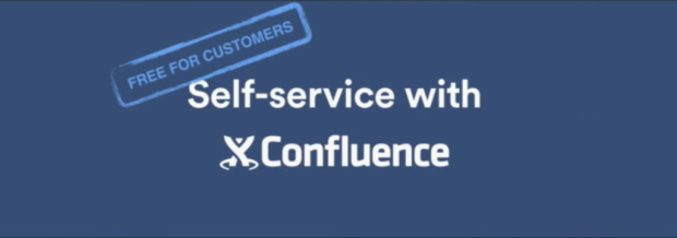 Self-service with Confluence