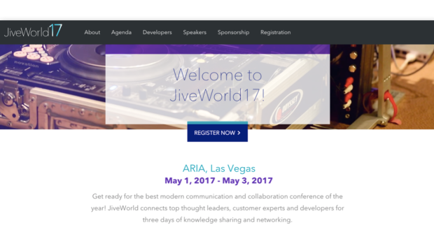 JiveWorld17
